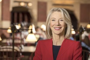 Headshot of Penn's President, Dr. Amy Gutmann